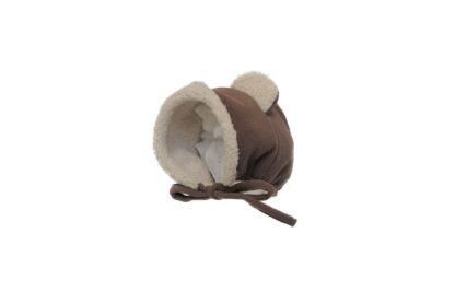 cappello bambino orecchie pile