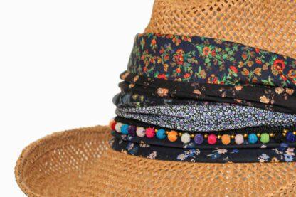 cappello stile cowboy texano country chic