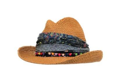 cappello cowboy femminile Grevi artigianale