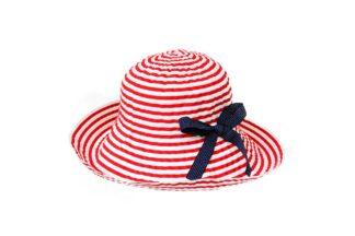 cappello donna estate righe Grevi