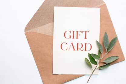 Grevi Gift card