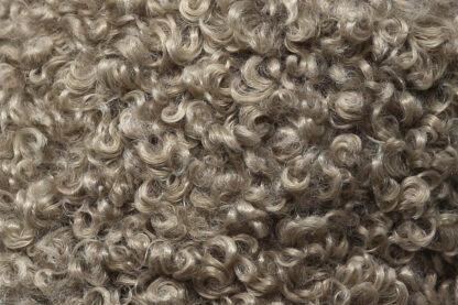 Zarina realizzata con soffice eco pelliccia Mongolia