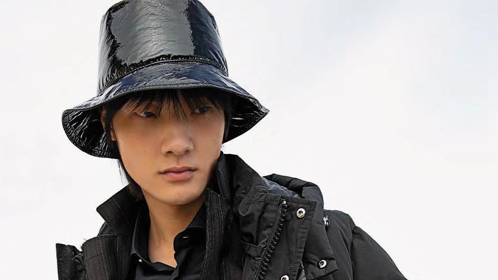 Cappello pioggia waterproof nero Grevi